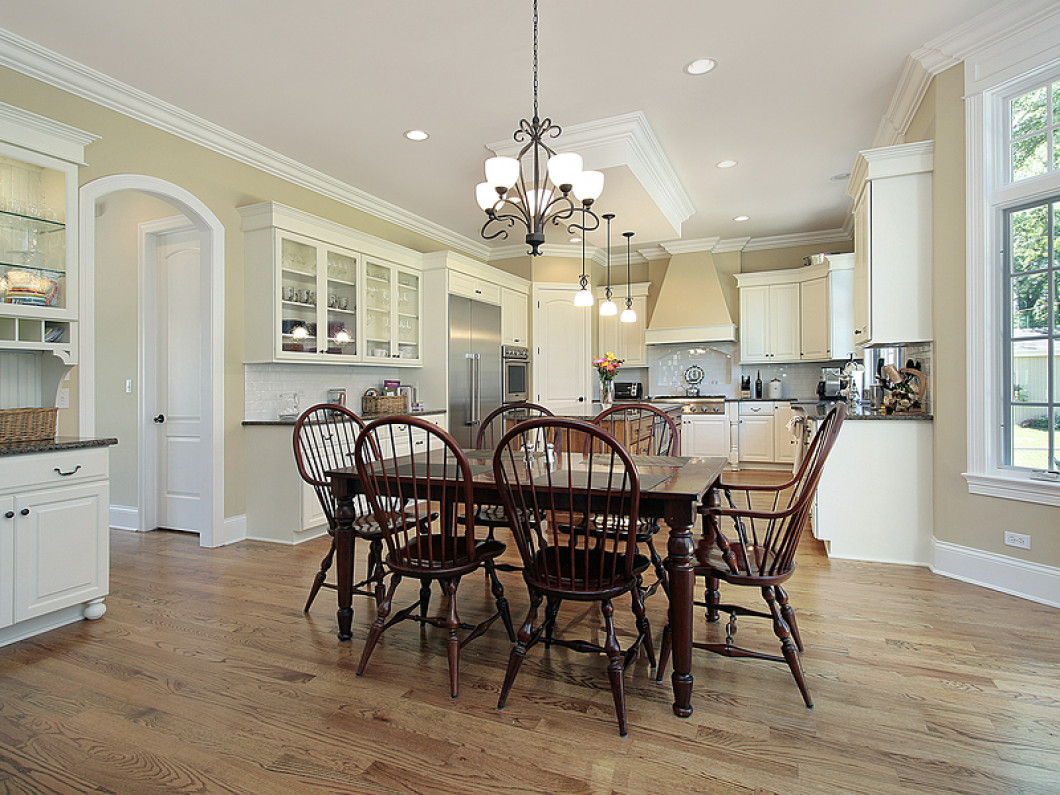 Host Dinner Parties in Your Completed Dining Room