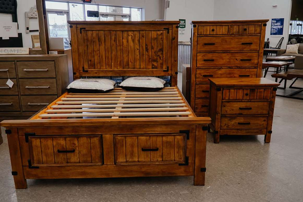 bedroom furniture meridian id